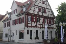 Marktstraße in Beutelsbach