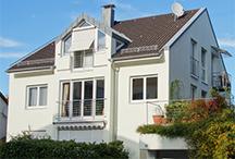 Ameisenbergstraße in Stuttgart WDVS – und Fassadensanierung